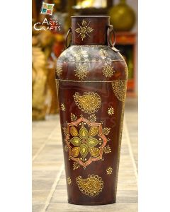 Vase Wrought Iron