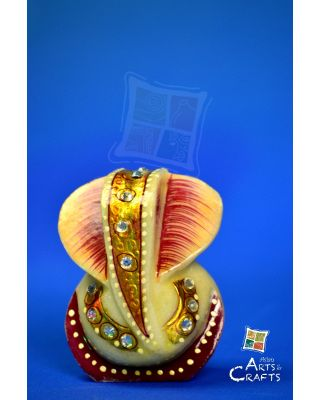 Ganesha Antique With Decoration