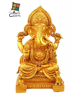 Ganesha Antique Statue