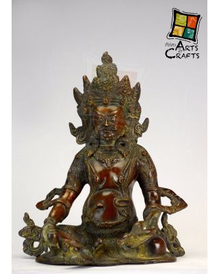 Nursingh Brass Sculpture