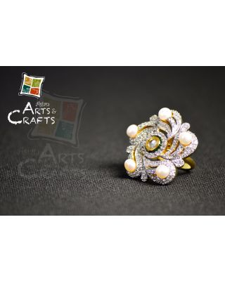 Ring Antique With Stone