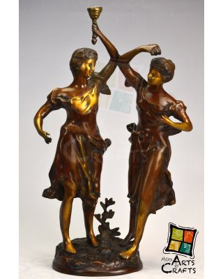 Victory Brass Sculpture